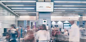 Managing queues and improving security: an intelligent video-based solution at Budapest Airport