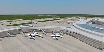 Moscow Domodedovo expanding as it prepares to welcome the world