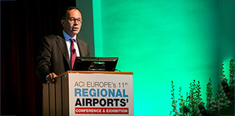 Naples International Airport hosted the 11thACI EUROPE Regional Airports Conference & Exhibition