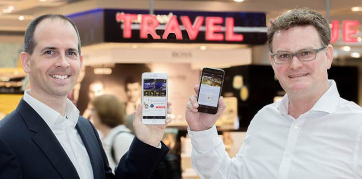 Hamburg Airport announces cooperation with FLIO airport app