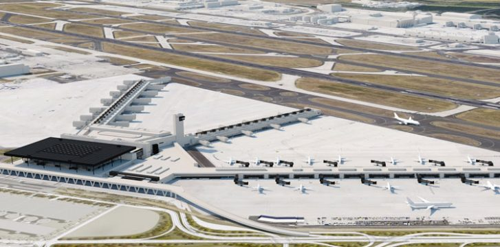 Frankfurt Airport receives building permit for Pier G