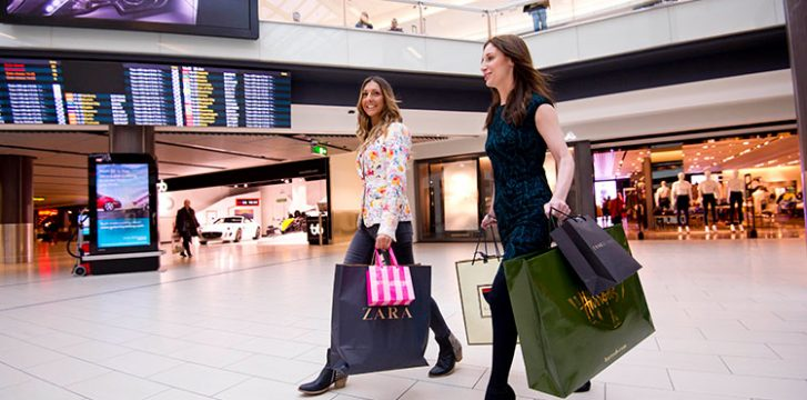 Airport retail: a case of summertime sadness?
