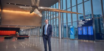 "New Finavia CEO ""focusing on customer experience, capacity, commercial services, and cooperation with airline customers"""
