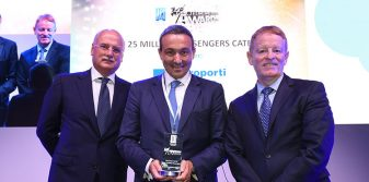 Rome Fiumicino wins ACI EUROPE Best Airport Award in 'over 25m passengers' category
