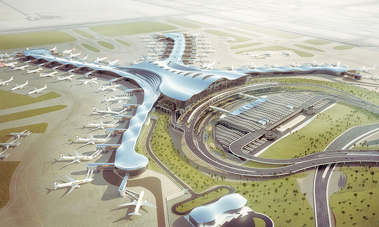 """New Abu Dhabi Airports CEO: """"Our vision is to become the world's"""