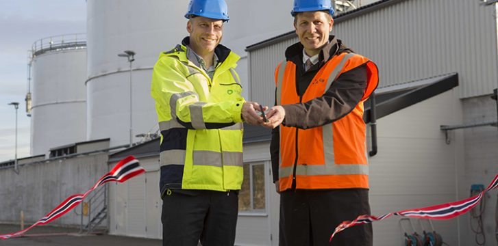 Air BP invests in new fuelling infrastructure to supply Bergen Airport