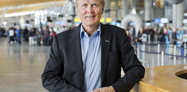 Avinor electrifying Norway's competitiveness and environmental innovation