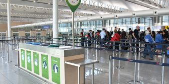 Optimising Brussels Airport security screening