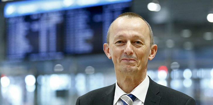 New Cologne Bonn CEO focusing on gaining competitive edge