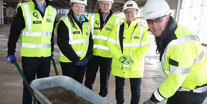 Manchester Airport marks hat-trick of milestones in £1bn transformation