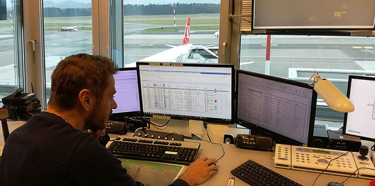 Airports deploying key ATM technologies to enhance Europe's air traffic network
