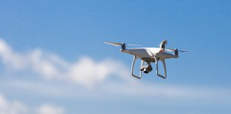 The safe and secure integration of drones