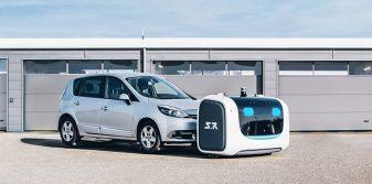 Robotic parking no longer a dream, but reality