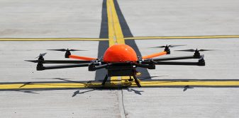 Drones at airports – new opportunities through new technology