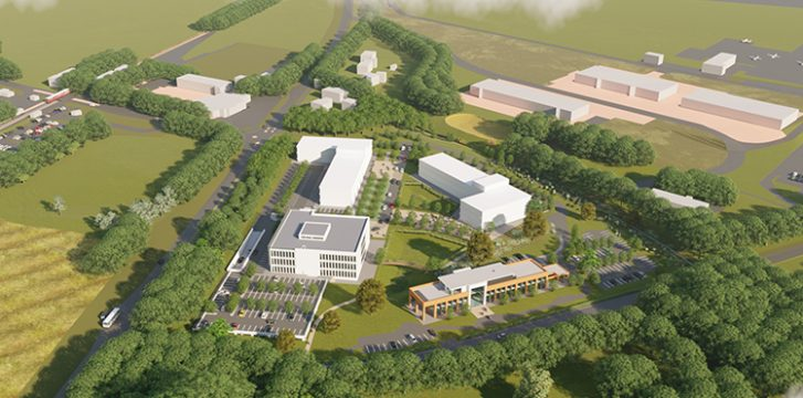 Developer and anchor tenant announced for Newcastle Airport Business Park