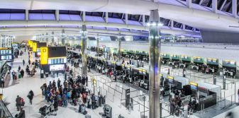 Heathrow Airport launches app to support visually impaired passengers