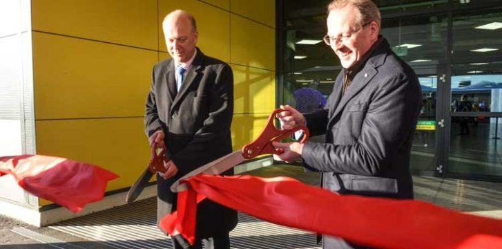 London Luton Airport completes €180m transformation programme