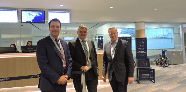 Billy Bishop Toronto City Airport completes terminal upgrade