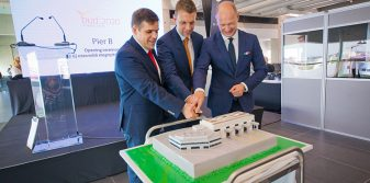 Expansion, extension and ever-growing traffic at Budapest Airport