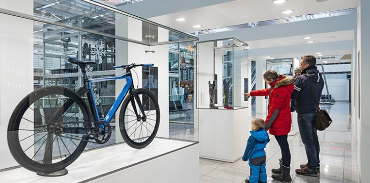 Munich Airport and bayern design present future innovative mobility solutions