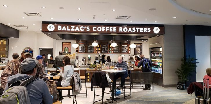 A true taste of Toronto at new Billy Bishop Airport restaurants