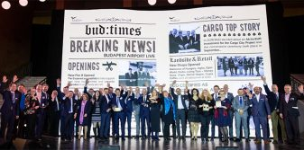 Retailers recognised at Budapest Airport's Annual Awards