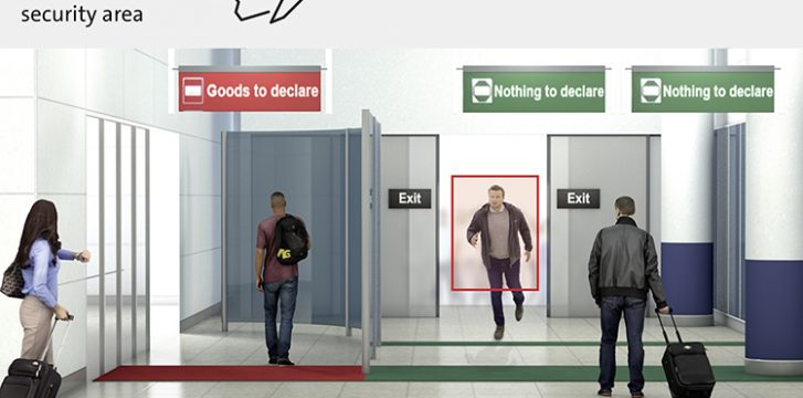 Preventing terminal closures: a semi-automated monitoring solution for airport security areas