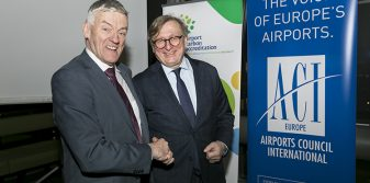 ACI EUROPE gathers key aviation stakeholders and representatives from the EU institutions in the European Parliament