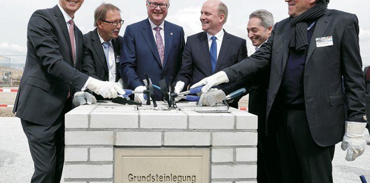 Frankfurt Airport lays cornerstone for future Terminal 3