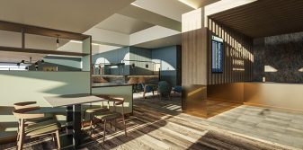Glasgow Airport unveils designs for new £1.6m executive lounge