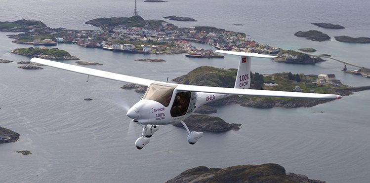 "Avinor: ""All domestic air transport in Norway electrified by 2040"""