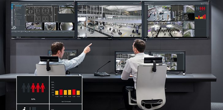 Digital airport: Control rooms went from analog to IP, now they need to shift from IP to data
