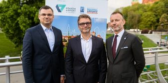 The 12th ACI EUROPE Regional Airports Conference & Exhibition lands in Kraków