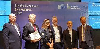 Airport multi-stakeholder project wins the Single European Sky Cooperation Award