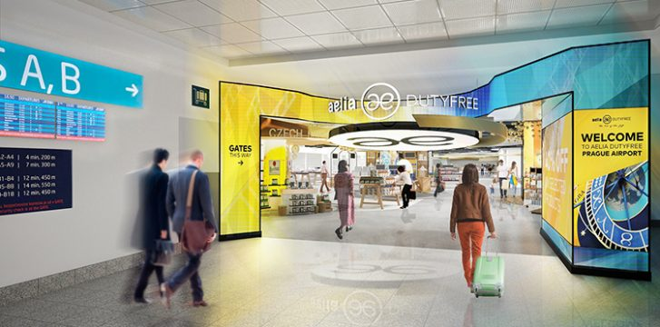 Prague Airport selects Lagardére Travel Retail for 10-year duty free contract