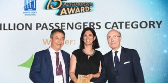 Bilbao Airport recognised for commitment to the community