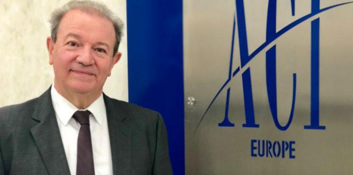 Gérard Borel steps down as ACI EUROPE General Counsel