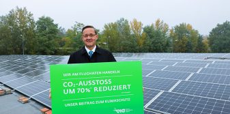 Solar Electricity Drive 2020: Vienna Airport to build three new photovoltaic facilities