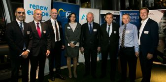 European aviation associations come together to organise first-ever EU Aviation Night at the European Parliament