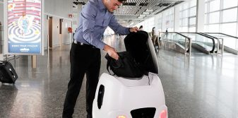 Fraport trials AI-powered autonomous robot at Frankfurt Airport