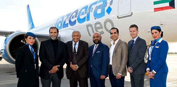 Jazeera Airways adds eight routes amid robust expansion