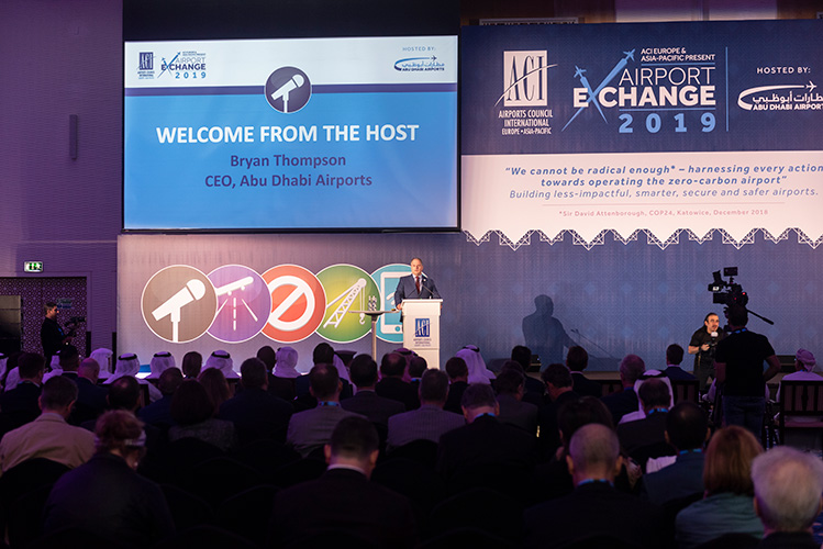 "ACI Airport Exchange 2019: ""We cannot be radical enough"