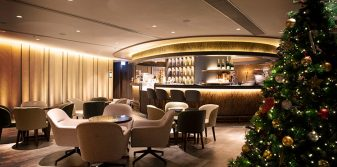 """Plaza Premium Lounge invites travellers to capture """"Your Airport Moment"""" with Santa's elves"""