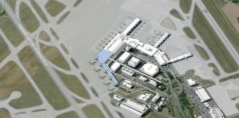 Prague Airport receives approval for first stage of Terminal 2 expansion