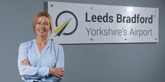"Leeds Bradford Airport investing £5m ""to profoundly change perception and reality of customer experience"""