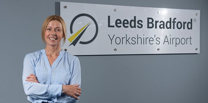 """Leeds Bradford Airport investing £5m """"to profoundly change perception and reality of customer experience"""""""