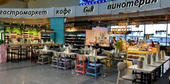 Pulkovo Airport opens new shops and cafes in renovated commercial area
