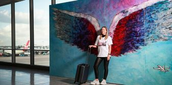 Insta-wonders of the world fly into Heathrow