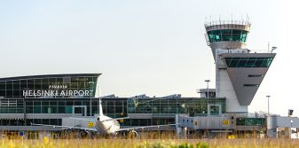 Helsinki Airport aims to reduce passenger stress with unique forest experience
