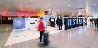 Munich Airport's LabCampus innovation hub presents first pilot project